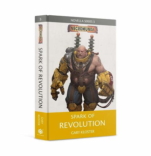 Necromunda: Spark Of Revolution (Hb)