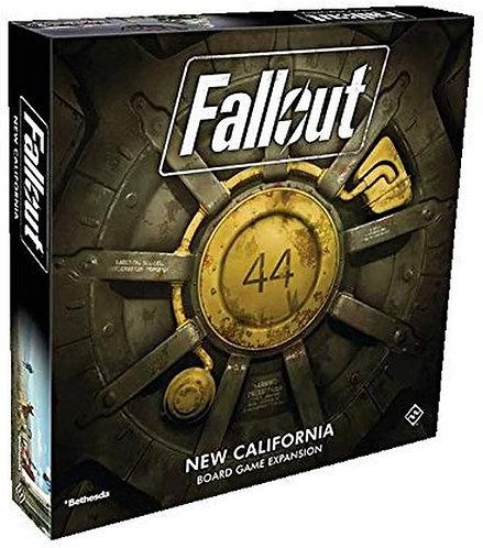 Fallout : New California Exp