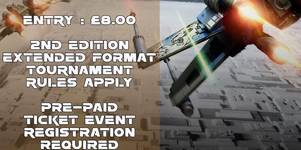 LAS X-Wing Tournament - January
