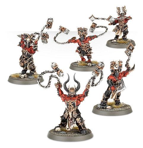 Khorne Bloodbound Wrathmongers