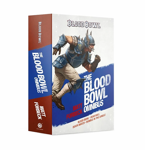 Blood Bowl: The Omnibus (Pb)