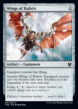 Wings of Hubris
