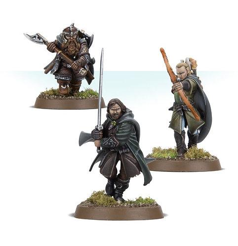 Lotr: The Three Hunters