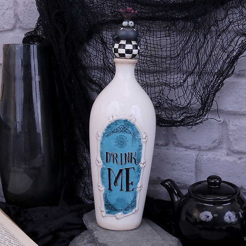 Drink Me Wonderland Ceramic Bottle (25.8cm)