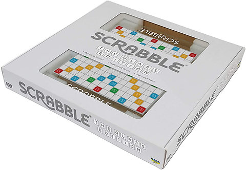 Scrabble: The Glass Edition