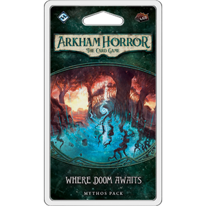 Arkham Horror LCG : Where Doom Awaits (5/6 Dunwich Cycle)
