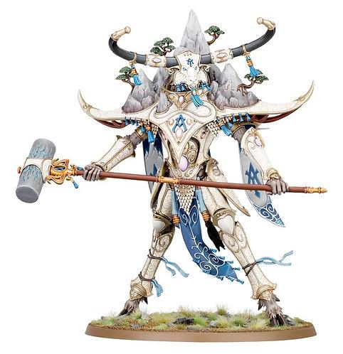 Lumineth: Avalenor The Stoneheart King