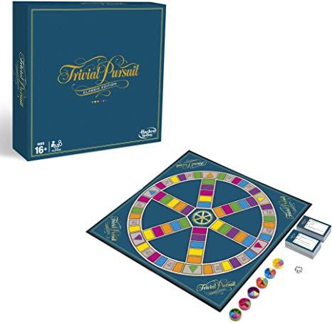 Trivial Pursuit (2017)