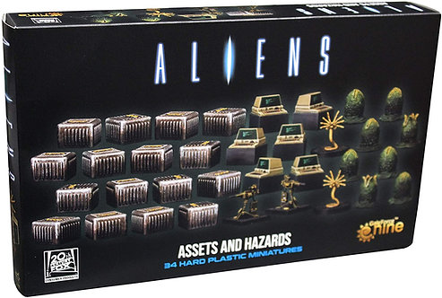 Aliens: Assets and Hazards