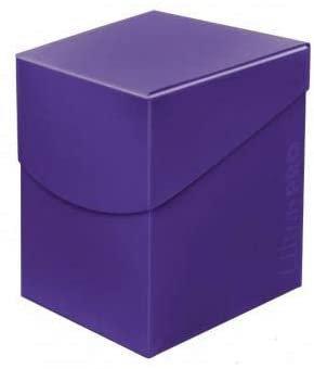 Deck Box: Eclipse - Purple 100+ Cards