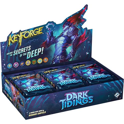 Keyforge Dark Tidings Archon Display Box