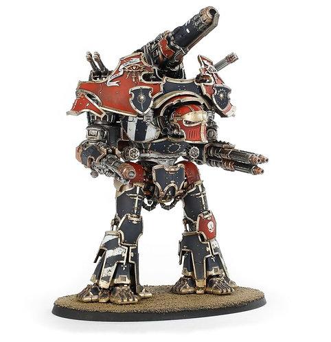 Adeptus Titanicus: Warbringer Nemesis Titan W/Quake Cannon
