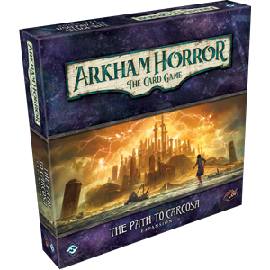 Arkham Horror LCG : The Path to Carcosa Deluxe Expansion