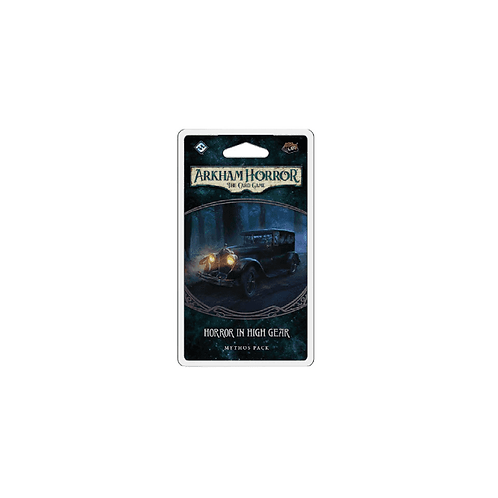 Arkham Horror LCG : Horror in High Gear (3/6 Innsmouth Cycle)