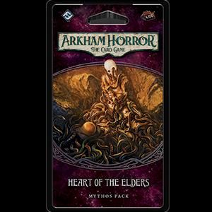 Arkham Horror LCG : Heart of the Elders (3/6 Forgotten Cycle)