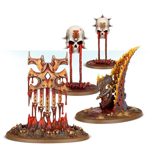 Blades Of Khorne: Judgements Of Khorne