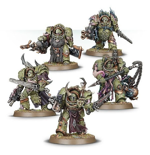 Death Guard: Blightlord Terminators