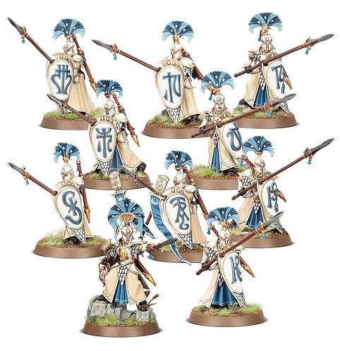 Lumineth R-Lords: Vanari Auralan Wardens