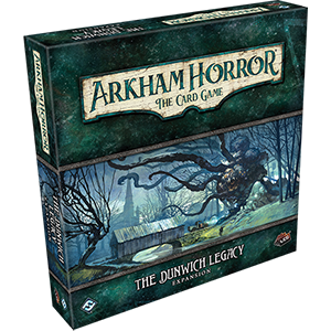 Arkham Horror LCG : The Dunwich Legacy Deluxe Expansion