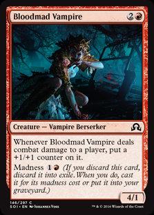 Bloodmad Vampire