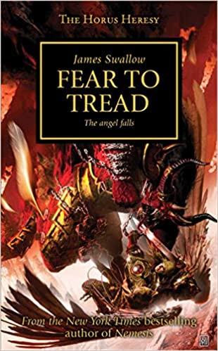 Horus Heresy: Fear To Tread (Pb)