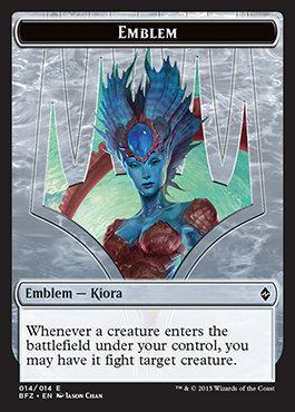 Emblem: Kiora, Master of the Depths
