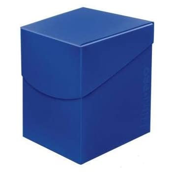 Deck Box: Eclipse - Blue 100+ Cards