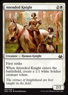 Attended Knight
