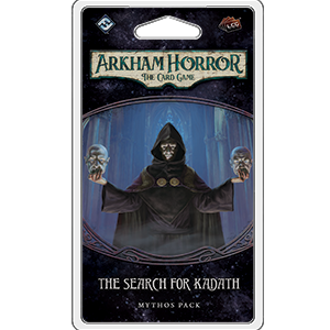 Arkham Horror LCG : The Search for Kadath (1/6 Dream-Eaters Cycle)