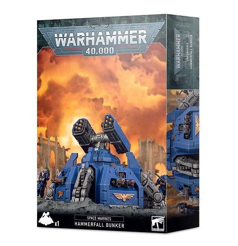 Space Marine: Hammerfall Bunker