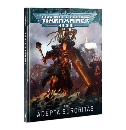 Adepta Sororitas: Codex (HB) (English)
