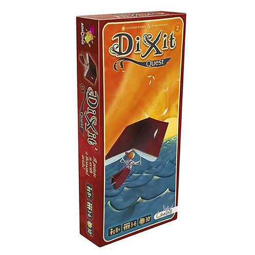 Dixit Expansions