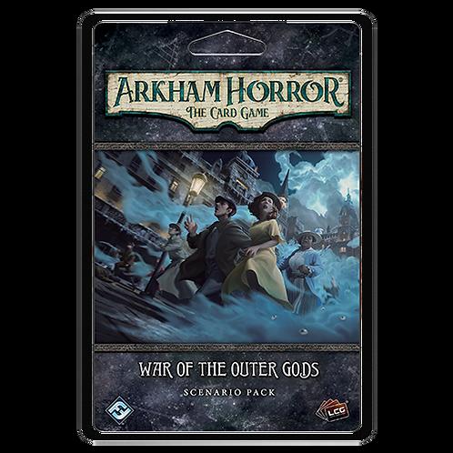 Arkham Horror LCG : War of the Outer Gods
