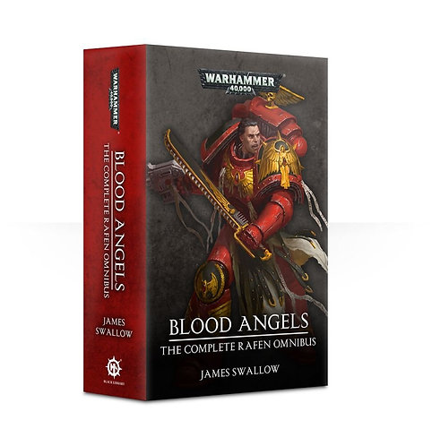 Blood Angels: Complete Rafen Omnibus Pb