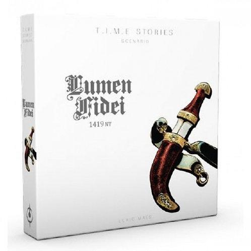 Time Stories : Lumen Fidei Expansion
