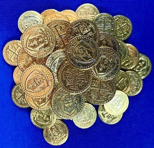 Tiny Epic Metal Coins