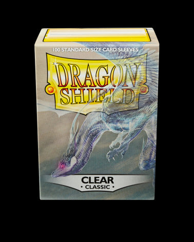 Dragon Shield Standard Classic- Clear