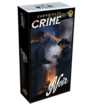 Chronicles of Crime Expansions