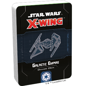 Galactic Empire Damage Deck