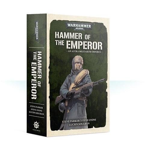 Hammer Of The Emperor Omnibus (Pb)