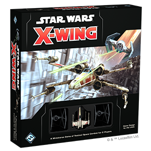 Star Wars: X-Wing Second Edition