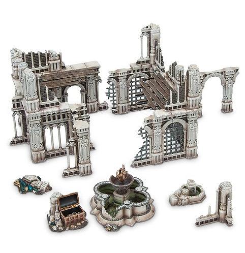 Age Of Sigmar: Azyrite Shattered Plaza