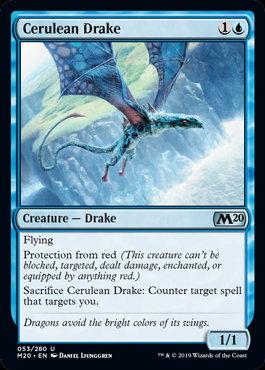 Cerulean Drake