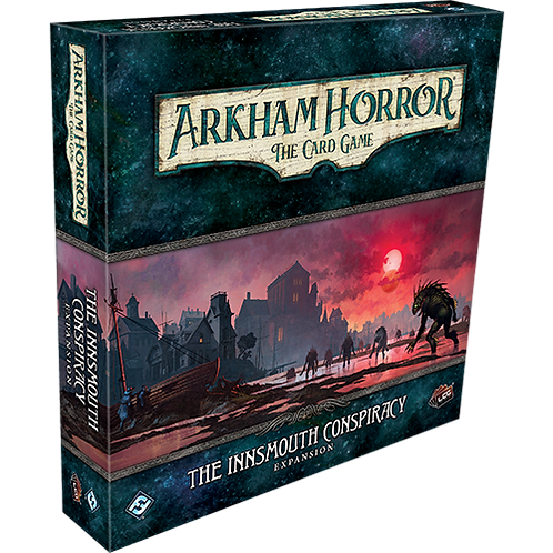 Arkham Horror LCG : The Innsmouth Conspiracy Deluxe Expansion