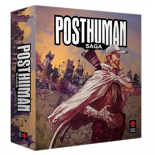 Posthuman Saga: Base Game