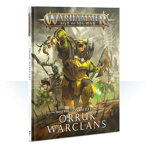 Battletome: Orruk Warclans (Hb)