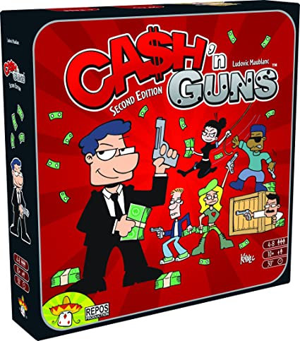Cash N' Guns