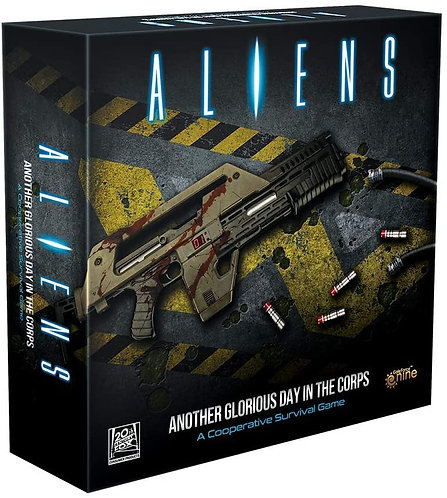 Aliens: Another Glorious Day in the Corps: A Cooperative Survival Game