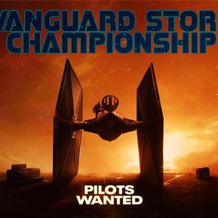 Vanguard X-Wing Store Championship