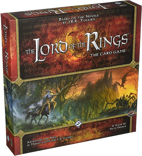 Lord of the Rings - The Card Game